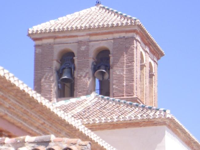 Campanario de la Iglesia de San Bartolomé